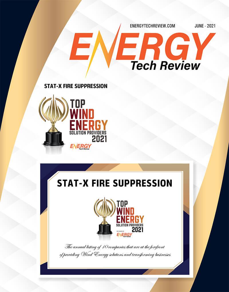 Fireaway Inc. TOP WIND ENERGY SOLUTION PROVIDER